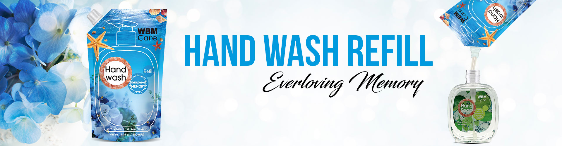 Hand Wash Rell Ever Loving Memory