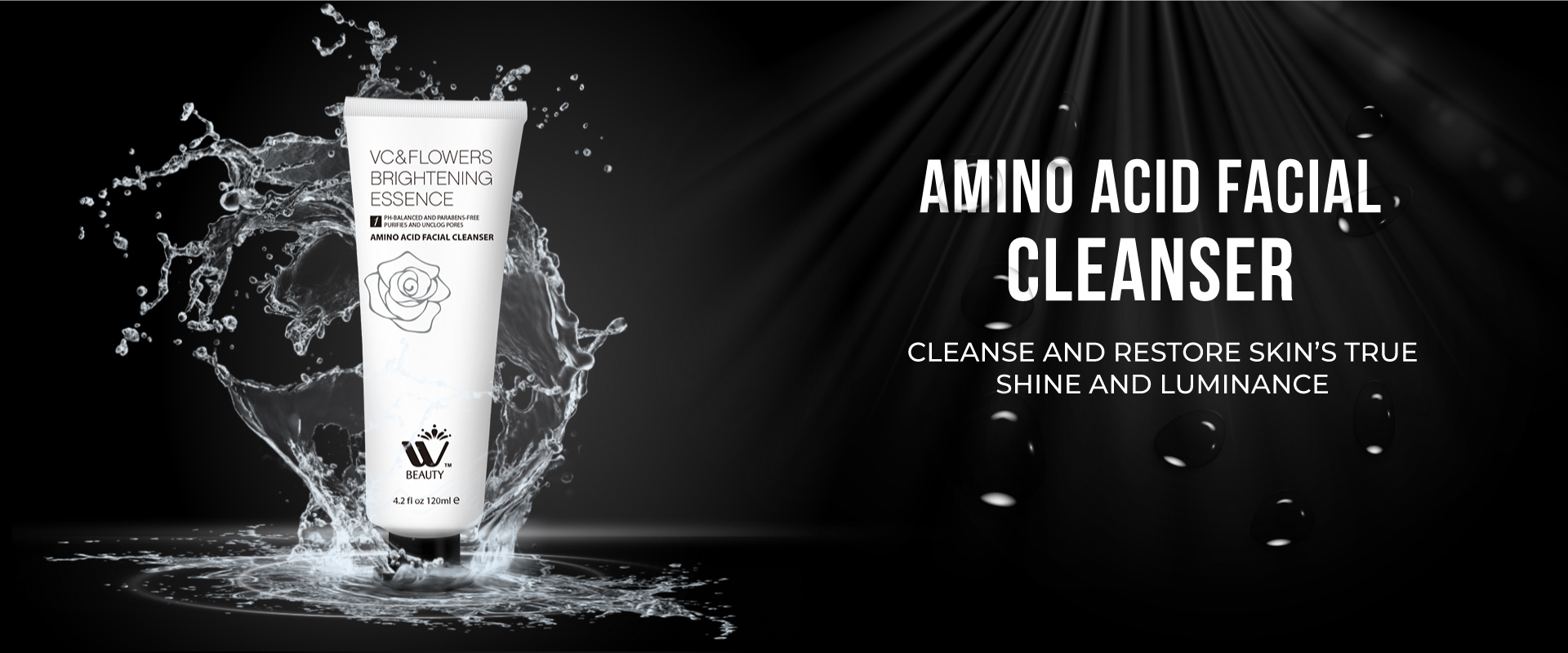LONG-LASTING DEEP CLEANSE WITH EVERY DROP