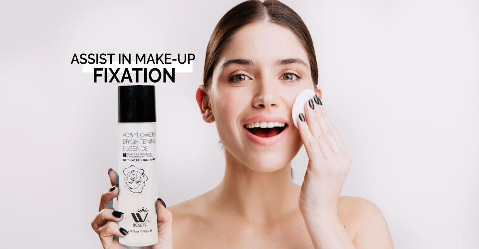 Assist in make-up fixation